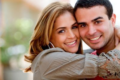Teeth Whitening in Midwest City OK | Couple Smiling